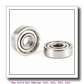 timken 6211-N-C3 Deep Groove Ball Bearings (6000, 6200, 6300, 6400)