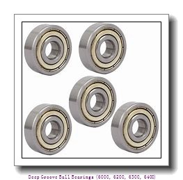 timken 6212-2RZ-C3 Deep Groove Ball Bearings (6000, 6200, 6300, 6400)