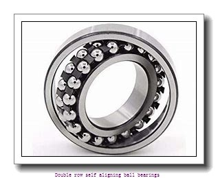 45,000 mm x 100,000 mm x 36,000 mm  SNR 2309KG15 Double row self aligning ball bearings