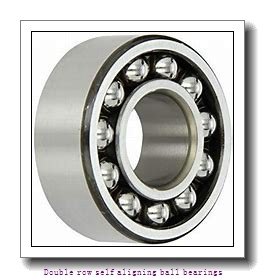 35 mm x 80 mm x 31 mm  NTN 2307SC3 Double row self aligning ball bearings