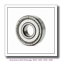 timken 6011-C3 Deep Groove Ball Bearings (6000, 6200, 6300, 6400)