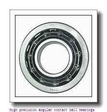 55 mm x 100 mm x 21 mm  SNR 7211CG1UJ84 High precision angular contact ball bearings