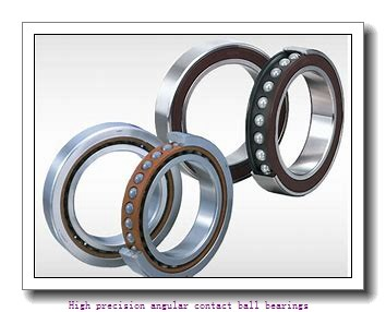 100 mm x 150 mm x 24 mm  SNR 7020CVUJ74 High precision angular contact ball bearings