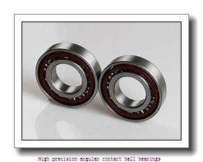 60 mm x 110 mm x 22 mm  SNR 7212HG1UJ74 High precision angular contact ball bearings