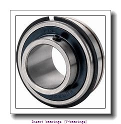 17 mm x 40 mm x 19.1 mm  skf YET 203 Insert bearings (Y-bearings)