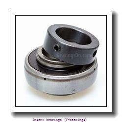 28.575 mm x 62 mm x 38.1 mm  skf YARAG 206-102 Insert bearings (Y-bearings)