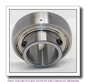 61.913 mm x 110 mm x 65.1 mm  skf YAR 212-207-2FW/VA201 Insert bearings with grub screws for high temperature applications