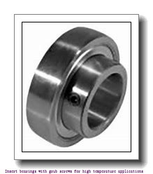 74.613 mm x 130 mm x 73.3 mm  skf YAR 215-215-2FW/VA228 Insert bearings with grub screws for high temperature applications