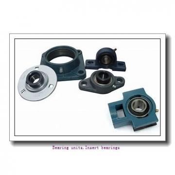 12 mm x 40 mm x 19.1 mm  SNR SES201 Bearing units,Insert bearings