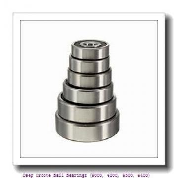 timken 6207-NR-C3 Deep Groove Ball Bearings (6000, 6200, 6300, 6400)
