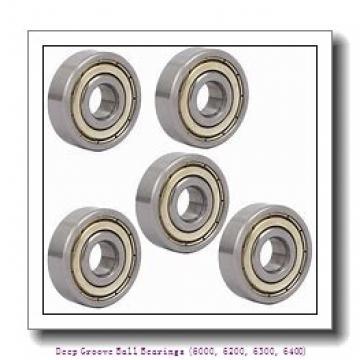 timken 6406-NR-C3 Deep Groove Ball Bearings (6000, 6200, 6300, 6400)