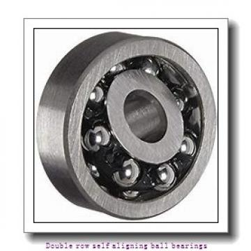 35,000 mm x 80,000 mm x 31,000 mm  SNR 2307G15 Double row self aligning ball bearings