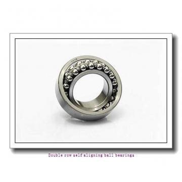 25,000 mm x 62,000 mm x 24,000 mm  SNR 2305EEG15 Double row self aligning ball bearings