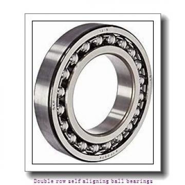 100 mm x 180 mm x 46 mm  NTN 2220S Double row self aligning ball bearings