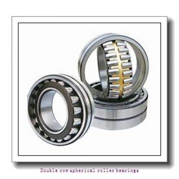 190 mm x 340 mm x 92 mm  SNR 22238.EMKW33C3 Double row spherical roller bearings