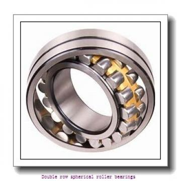 110 mm x 200 mm x 53 mm  SNR 22222EAW33ZZ Double row spherical roller bearings