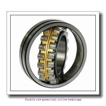160 mm x 290 mm x 80 mm  SNR 22232.EMW33C3 Double row spherical roller bearings