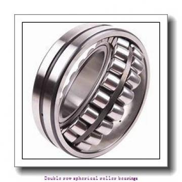 55 mm x 120 mm x 43 mm  SNR 22311.E.F801 Double row spherical roller bearings