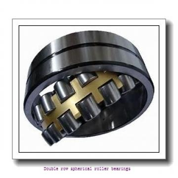 45 mm x 100 mm x 36 mm  SNR 22309.EAKW33C3 Double row spherical roller bearings