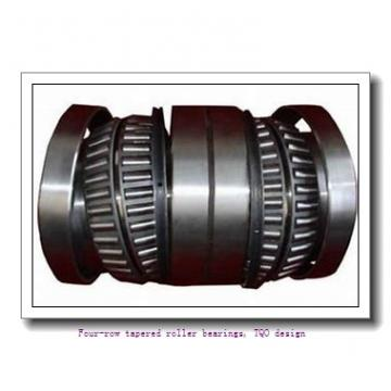 220.662 mm x 314.365 mm x 239.712 mm  skf 331156 G Four-row tapered roller bearings, TQO design