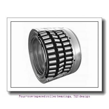 749.3 mm x 990.6 mm x 605 mm  skf 331616 Four-row tapered roller bearings, TQO design
