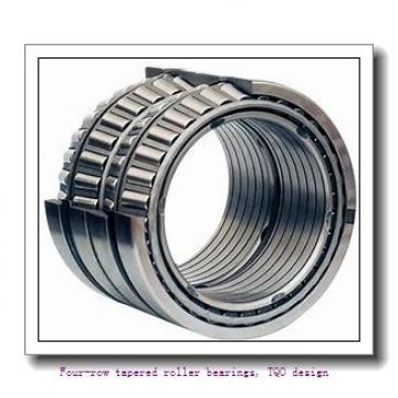 938.212 mm x 1270 mm x 825.5 mm  skf 330726 A Four-row tapered roller bearings, TQO design