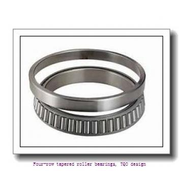 584.2 mm x 762 mm x 396.875 mm  skf 331148 A Four-row tapered roller bearings, TQO design