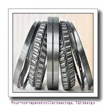 730.25 mm x 1035.05 mm x 755.65 mm  skf 330803 A Four-row tapered roller bearings, TQO design