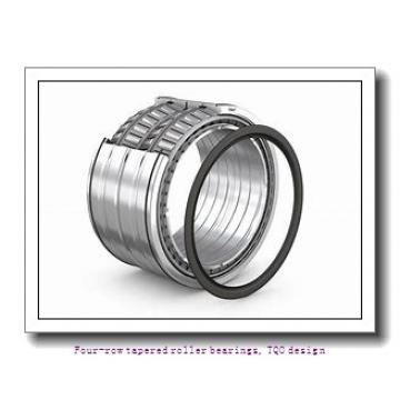603.25 mm x 857.25 mm x 622.3 mm  skf 331625 Four-row tapered roller bearings, TQO design