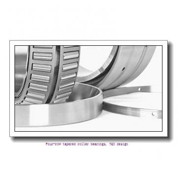 609.6 mm x 813.562 mm x 479.425 mm  skf 331925 Four-row tapered roller bearings, TQO design