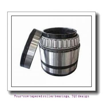 244.475 mm x 327.025 mm x 193.675 mm  skf 330862 B Four-row tapered roller bearings, TQO design