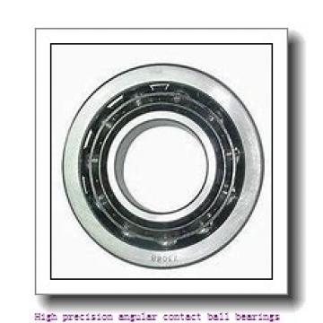 30 mm x 47 mm x 9 mm  NTN 7906UADG/GLP42U3G High precision angular contact ball bearings