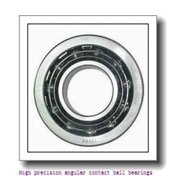 60 mm x 110 mm x 22 mm  SNR 7212CG1UJ74 High precision angular contact ball bearings