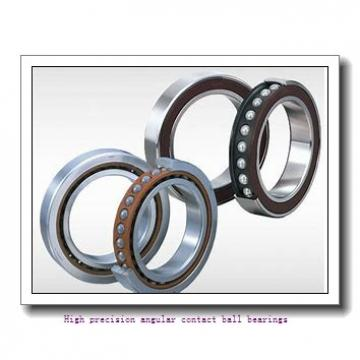 45 mm x 75 mm x 16 mm  SNR 7009.CV.U.J74 High precision angular contact ball bearings