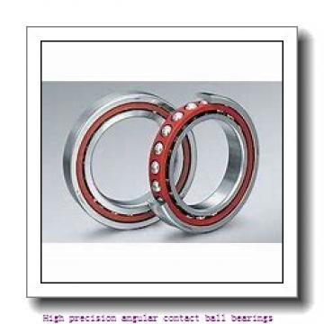 40 mm x 80 mm x 18 mm  SNR 7208.H.G1.UJ74 High precision angular contact ball bearings