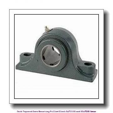 timken SDAF 23088K 16-1/2 Inch Tapered Bore Mounting Pillow Block SAF230K and SDAF230K Series