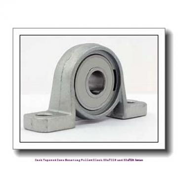 timken SDAF 22536 6-3/8 Inch Tapered Bore Mounting Pillow Block SDAF225 and SDAF226 Series