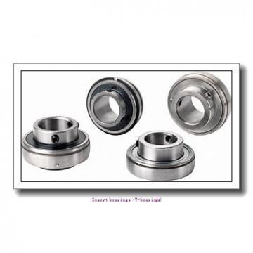 30 mm x 62 mm x 38.1 mm  skf YAR 206-2RF Insert bearings (Y-bearings)