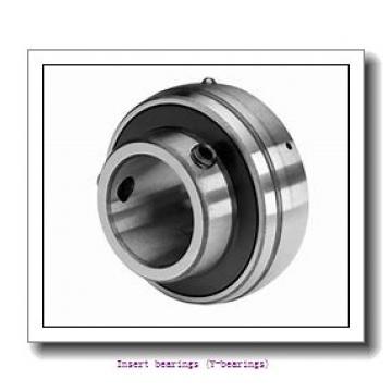 31.75 mm x 62 mm x 38.1 mm  skf YARAG 206-104 Insert bearings (Y-bearings)
