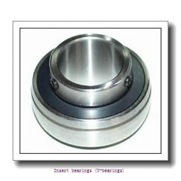 22.225 mm x 52 mm x 21.5 mm  skf YET 205-014 Insert bearings (Y-bearings)