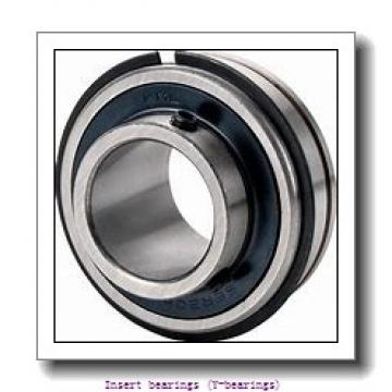 19.05 mm x 47 mm x 31 mm  skf YAR 204-012-2F Insert bearings (Y-bearings)