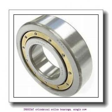 110 mm x 240 mm x 50 mm  skf NU 322 ECM/C3VL0241 INSOCOAT cylindrical roller bearings, single row
