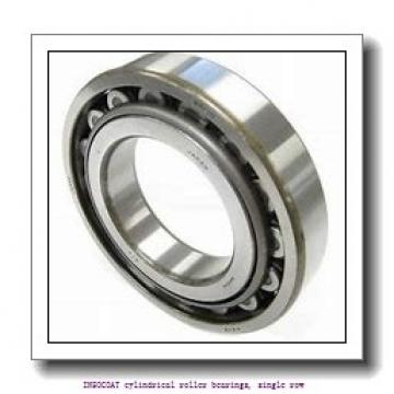 60 mm x 130 mm x 31 mm  skf NU 312 ECM/C3VL0241 INSOCOAT cylindrical roller bearings, single row