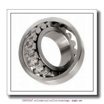 95 mm x 170 mm x 32 mm  skf NU 219 ECM/C3VL0241 INSOCOAT cylindrical roller bearings, single row