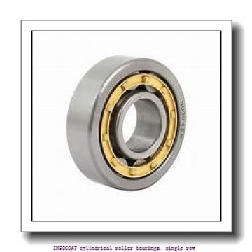 55 mm x 90 mm x 18 mm  skf NU 1011 ECP/C3VL0241 INSOCOAT cylindrical roller bearings, single row
