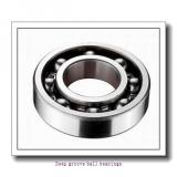 65 mm x 140 mm x 33 mm  skf 6313 M Deep groove ball bearings
