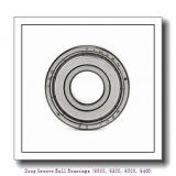 timken 6316-2RZ-C3 Deep Groove Ball Bearings (6000, 6200, 6300, 6400)