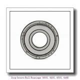 timken 6316-2RZ-C3 Deep Groove Ball Bearings (6000, 6200, 6300, 6400)
