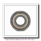 timken 6316-N-C3 Deep Groove Ball Bearings (6000, 6200, 6300, 6400)