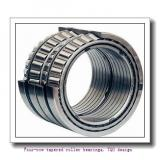 139.7 mm x 200.025 mm x 157.162 mm  skf 331138 AG Four-row tapered roller bearings, TQO design